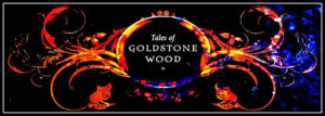 Tales of Goldstoned Wood logo
