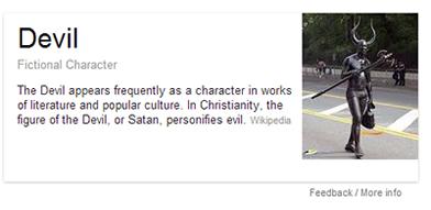 google_devilfictionalcharacter